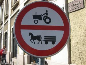 Verkehrsvorschriften